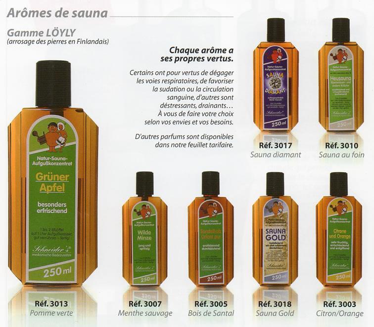parfum sauna